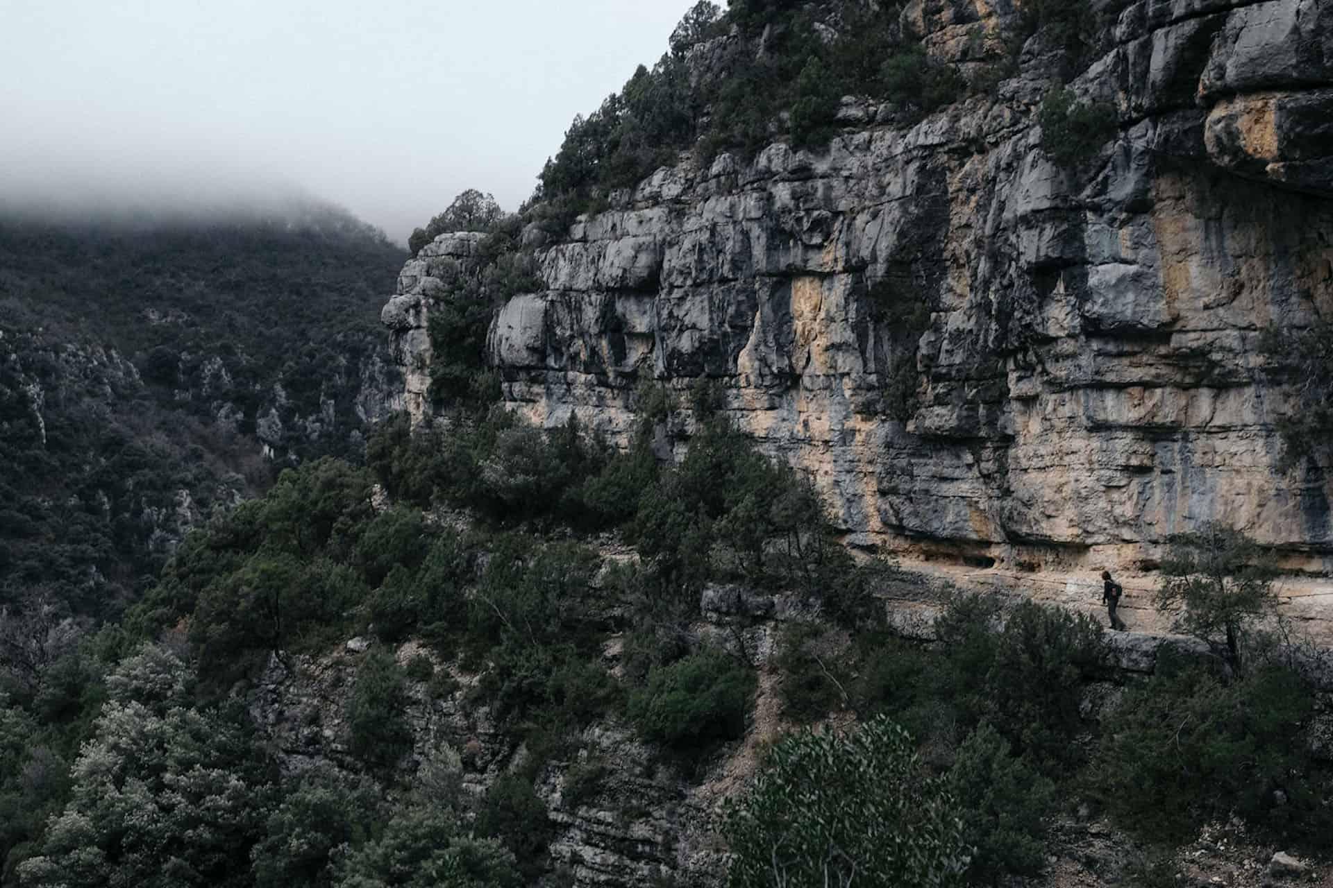 Trois jours de randonnée dans les gorges du Verdon