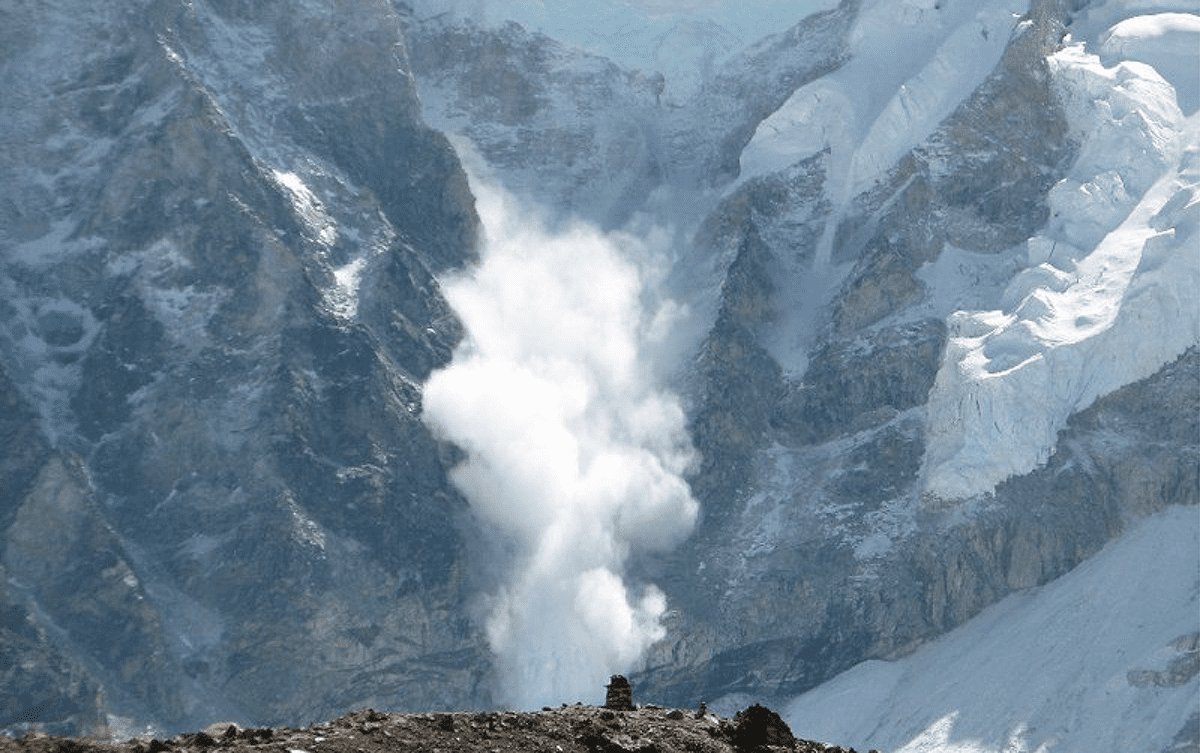 Laurence de-la-Ferriere alpiniste avalanche Himalaya Annapurna Les Baladeurs