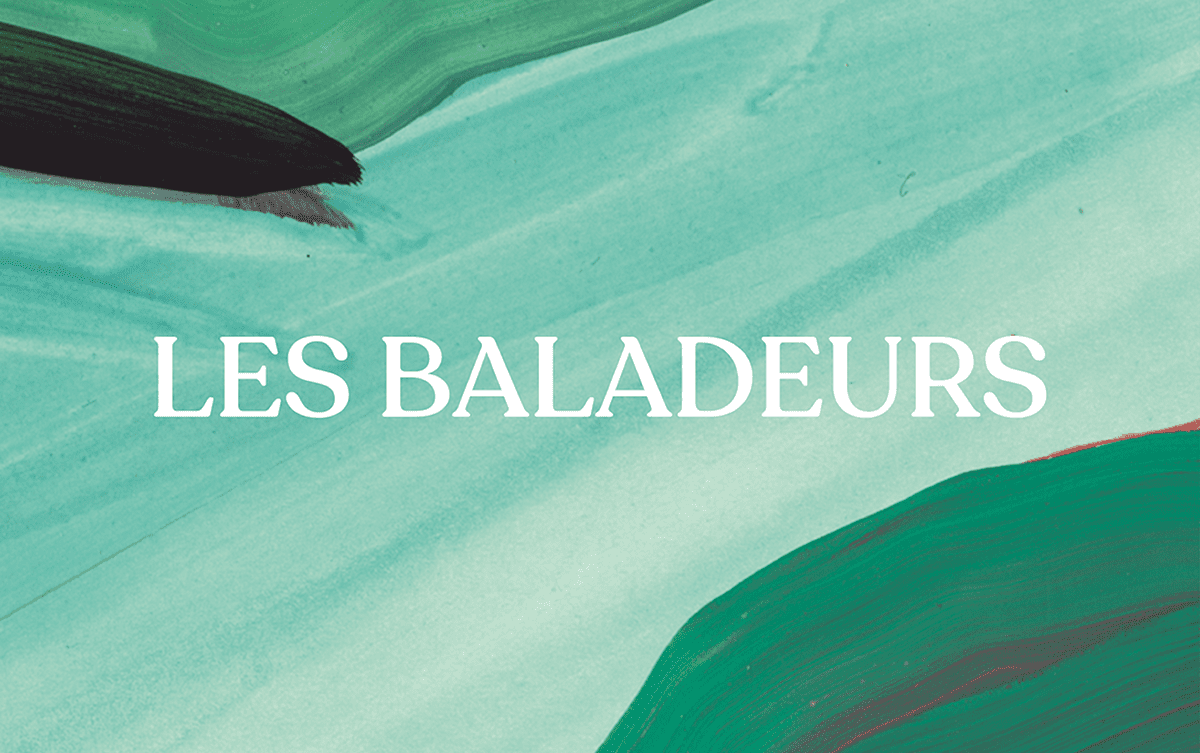 Bonus saison1, Les Baladeurs