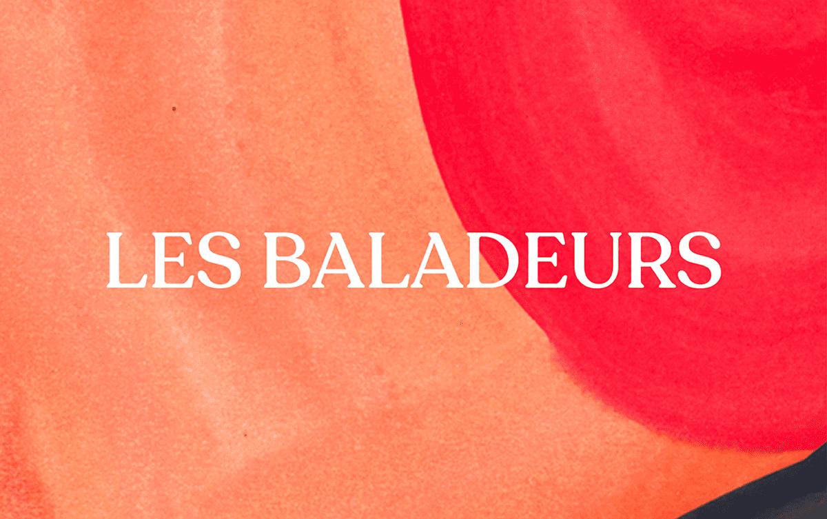 Bonus saison 2 Les Baladeurs