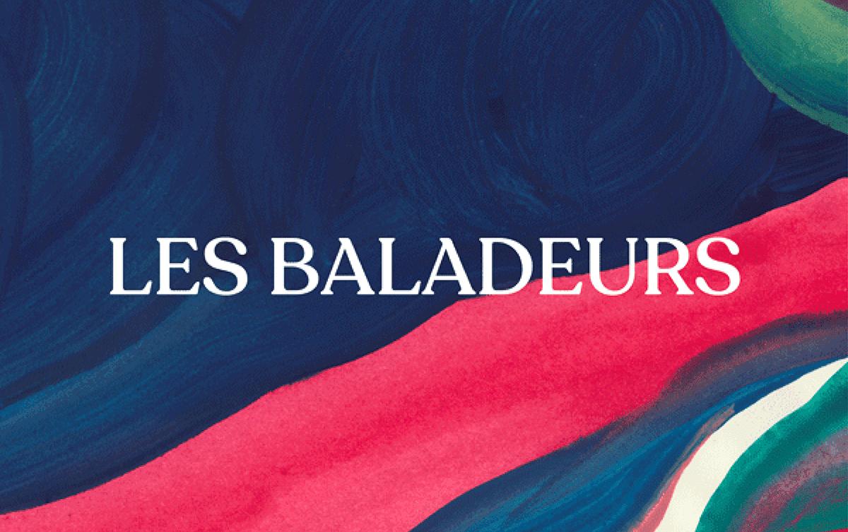 Bonus saison3 Les Baladeurs