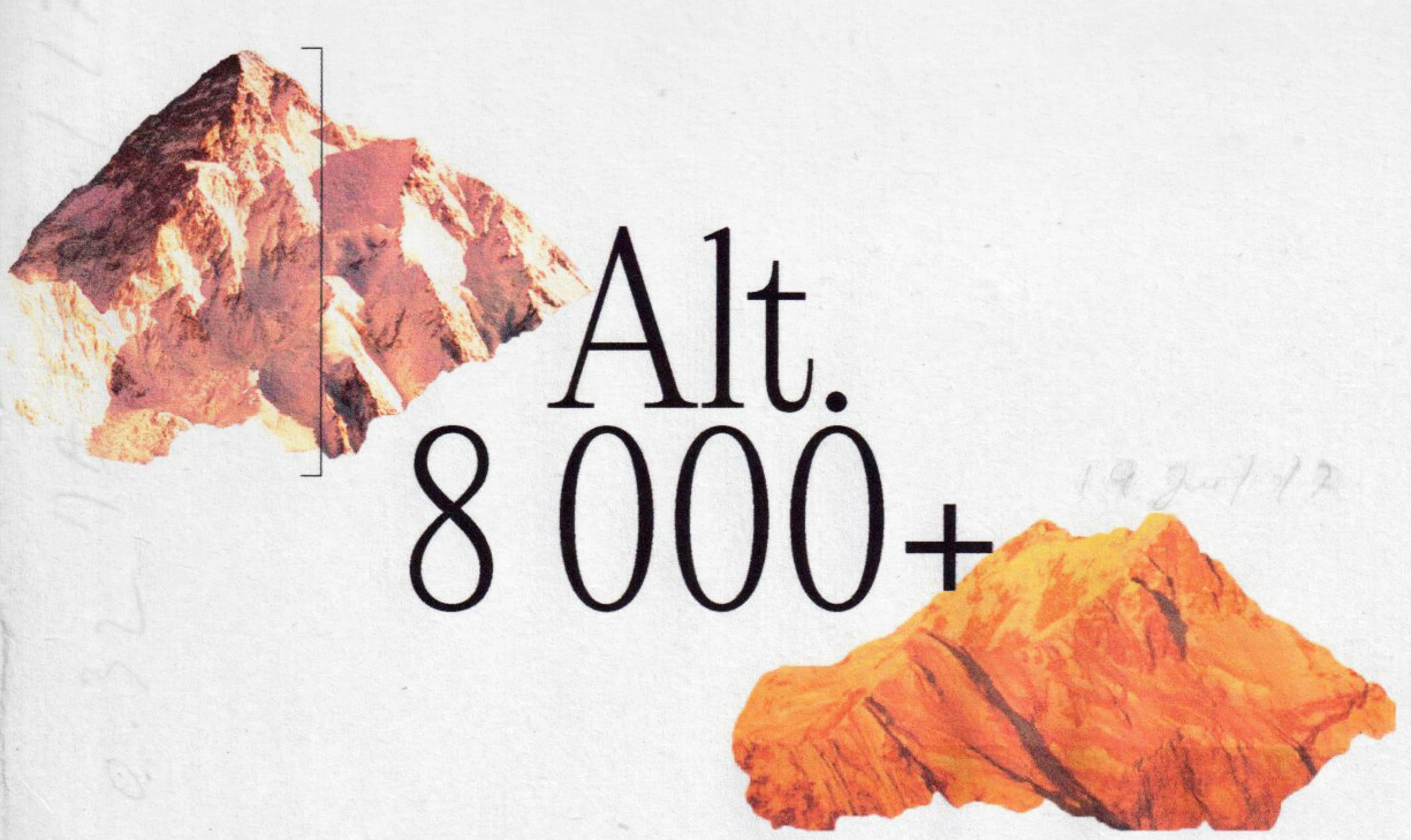 L'histoire des ascensions des plus hauts sommets du monde