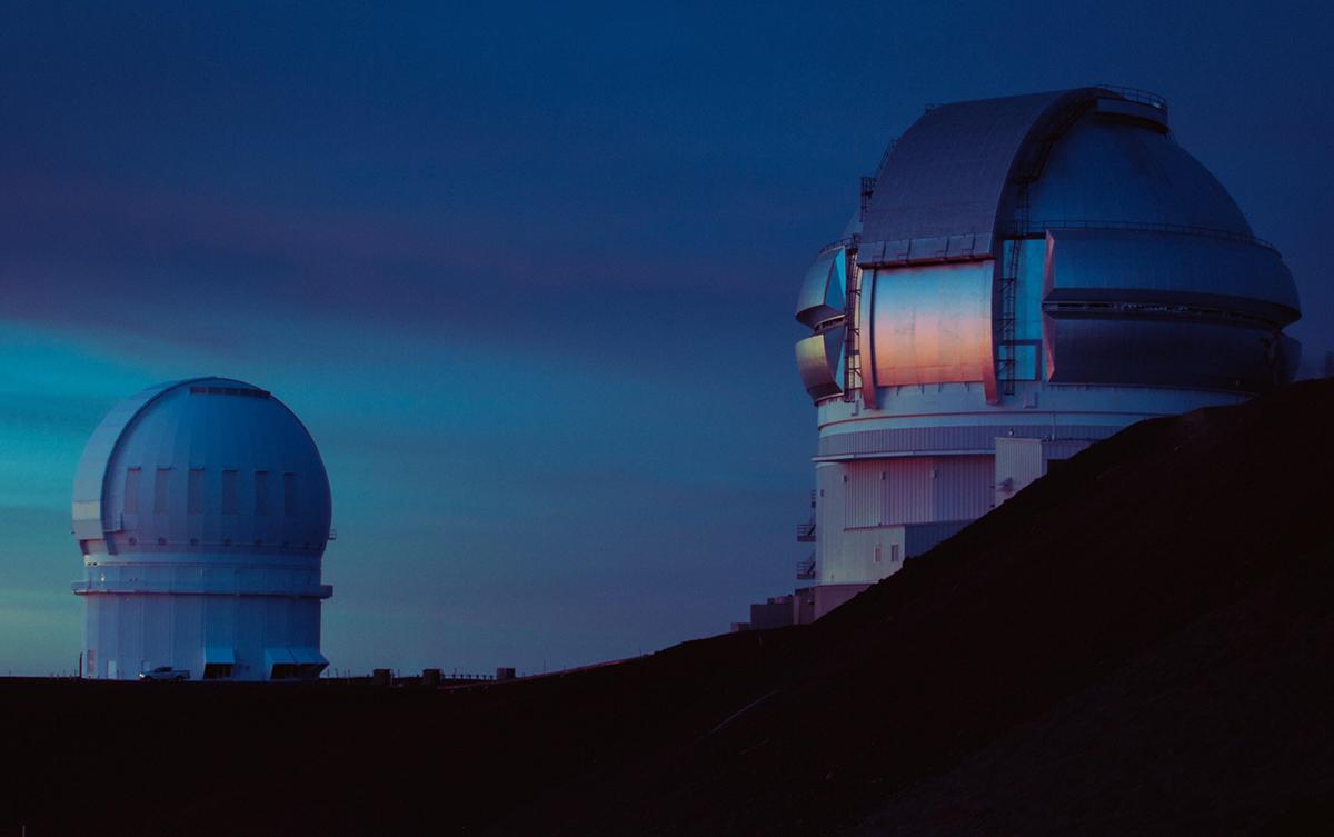 Aude Windeck raconte dans sa visite du plus plus grand réseau de télescopes au monde dans le désert d'Atacama