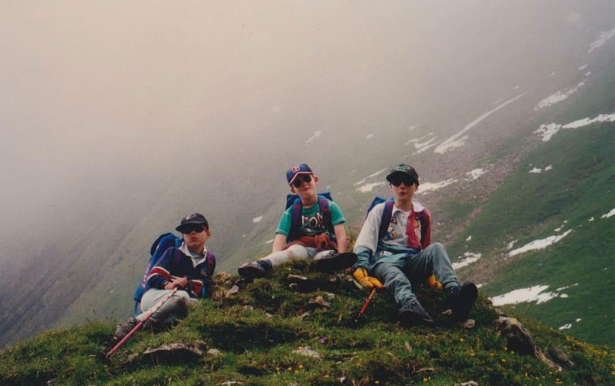 Matthieu Tober, touché par une leucémie, part en Haute-Savoie pour réaliser l'ascension de la pointe de Tardevant avec l'association À Chacun son Everest.