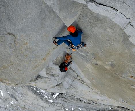 Dans cet épisode des Baladeurs, Nicolas Favresse escalade en libre la plus haute de Torres del Paine en Patagonie