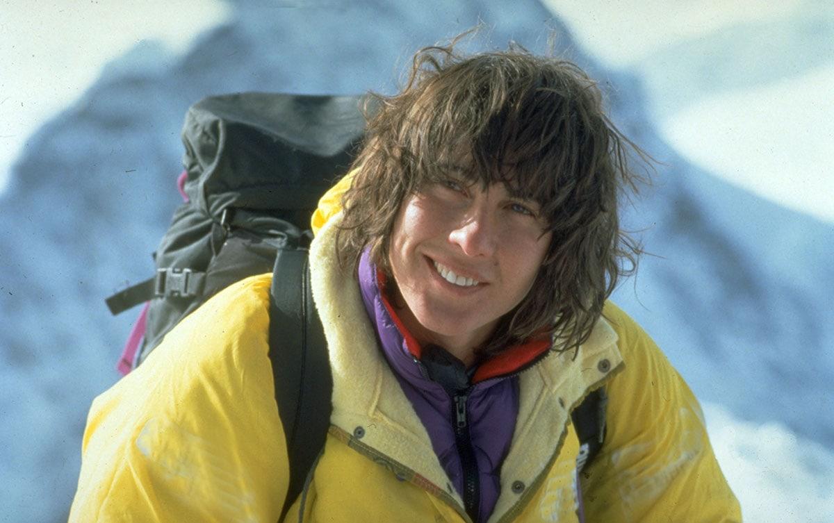 Catherine Destivelle raconte son ascension de la face nord de l'Eiger dans Les Baladeurs