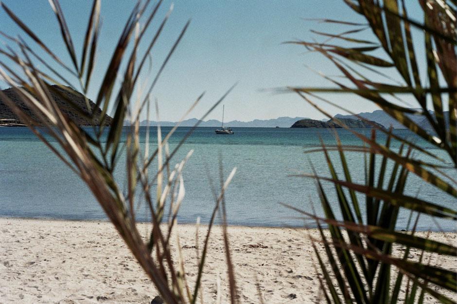 Les plages de Baja California