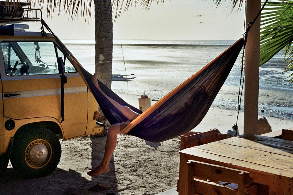Sur la route de Baja California